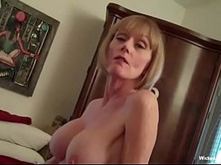 Group Sexual intercourse For Horny Amateur Granny