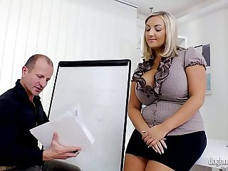 Blonde fitonyashka with admiration fucked inappropriate with regard to the morning
