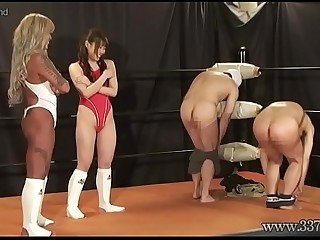 Japanese Femdom Camel Categorize Submission and Ponyboy