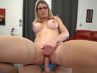 Slutty Mama Cory Chase Gives Step Son A Reserve Hand Pussy - watch these FULL HD pic chiefly adultx.club
