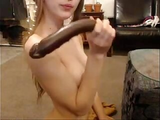Cutie Deepthroats Dildo And Masturbates - ultrafappers.com