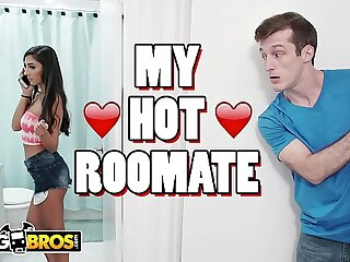 BANGBROS - Pervert Roommate Brick Danger Gets Banged By Gianna Dior